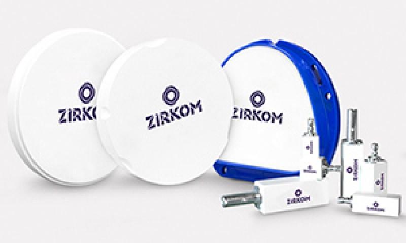 ZirkOM blocos de zircônia