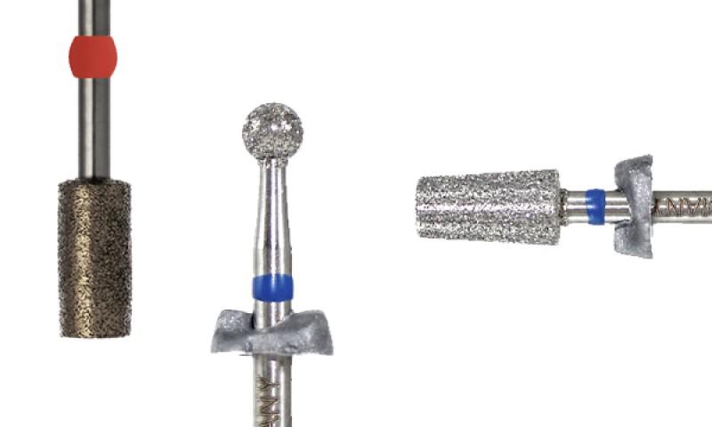 Brocas Diamantadas e Sinterizadas