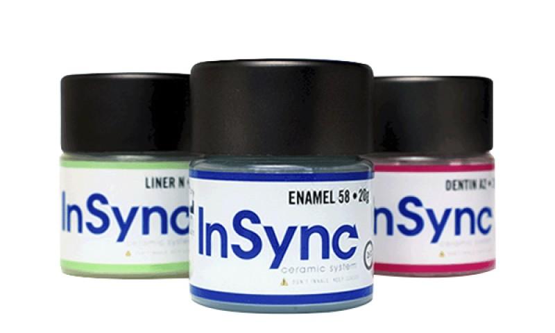 InSync Cerâmica e Stain