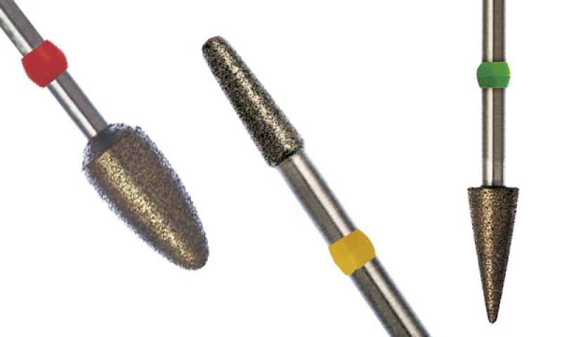 Sintered Diamond Burs